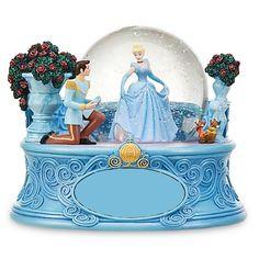 """ディズニー スノーグローブ """"Cinderella & Prince"""" シンデレラとプリンス    disney-c.shop-pro.jp"""