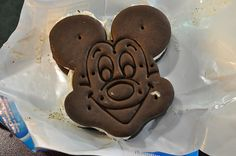 I only eat things in the shape of a mouse!