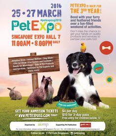 #Tradeshow  #PetExpo  Fairs fro #Cats #dogs  In #Australia  More info <>http://tradeshows.bizbilla.com/PetExpo_detailed10542.html