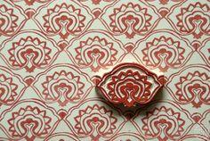 A stamp a week 13/52 - Inspiration zen - Dans ma petite roulotte