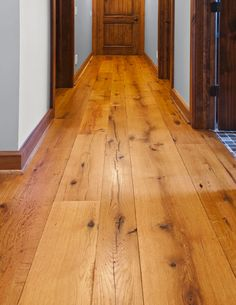 Reclaimed Hickory Flooring Wide Plank Hickory Olde