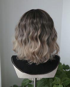 little-girl-hairstyles - Fab New Hairstyle 2 Ashy Hair, Brown Hair Balayage, Brown Blonde Hair, Brunette Hair, Hair Highlights, Teenage Hairstyles, Aesthetic Hair, Hair Dos, Hair Trends