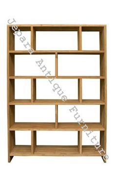 Lemari Partisi Penyekat Ruangan model seperti susunan batu bata ini memang memudahkan anda menyimpan maupun mengambik buku dari dua sisi, dapatkan lemari buku dengan berbagai model ditoko kami.
