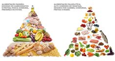 pirâmide dieta paleolítica