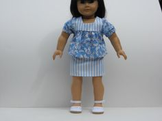 American Girl doll clothes 18 inch doll clothes 2 by thesewingshed, $10.99