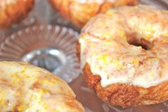 Easy homemade cronuts - see what all the cronut fuss is about!