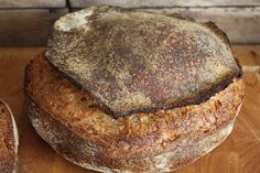 Tartine Bread Experiment: In a rye mood