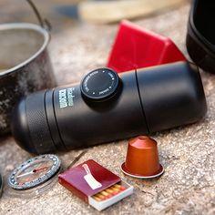Wacaco Minipresso Nespresso Capsule Portable Espresso Machine