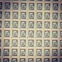 Check out one of our vintage work, Richard Nixon stamps #Throwbackthursday #stamps #vintage #DMIdirect #tbt