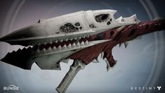 ArtStation - Destiny - The Taken King - Raid Weapon Set, Mark Van Haitsma