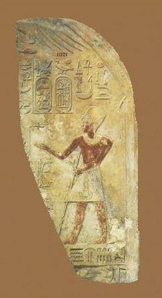 Ancient Egyptian King Tuthmosis III