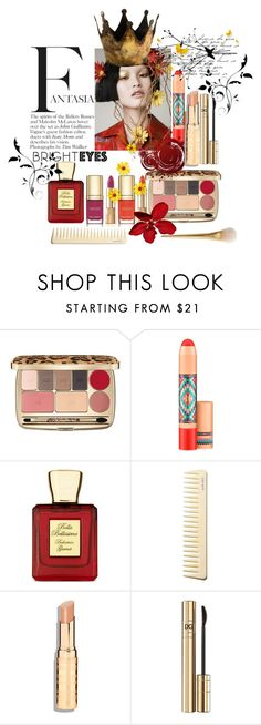 """Fantasia"" by yvettemmh ❤ liked on Polyvore featuring beauty, Dolce&Gabbana, MAC Cosmetics, Bella Bellissima and brighteyes"
