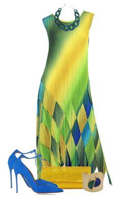 A fashion look from December 2015 featuring long-sleeve midi dresses, Aquazzura and evening handbags. Long Shorts, Issey Miyake, Aquazzura, Tie Dye Skirt, Diana, Marc Jacobs, Womens Fashion, Fashion Trends, Gowns