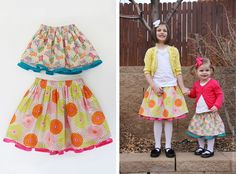 Girls+Skirt+Pattern+tulle | ... tulle……..there's some lining underneath to keep the tulle away