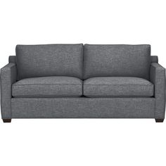 Davis Queen Sleeper Sofa in Sleeper Sofas | Crate and Barrel  Really like this one