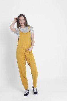 121b8ecd Jersey Dungaree Jumpsuit. #holidaywear #vacationoutfits #festivalstyle  #festivalfashion