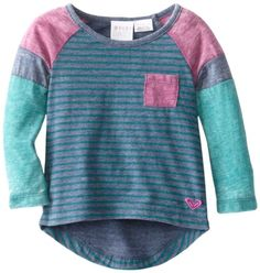 Roxy Baby-Girls Infant Sandy Sunsets Top - List price: $29.50 Price: $19.91