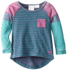 Roxy Baby-Girls Infant Sandy Sunsets Top - List price: $29.50 Price: $19.91