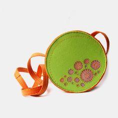 Mała Okrągła Torebka z Filcu Bubble Coins, Coin Purse, Purses, Wallet, Fashion, Coining, Fashion Styles, Fashion Illustrations, Bags