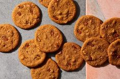 The bitter notes from the orange peels and the fragrant spices in these cookies really shine during the holidays, but they are delicious any time of year. Christmas Baking, Christmas 2019, Xmas, No Bake Cookies, Cake Cookies, Baking Recipes, Cookie Recipes, Fun Desserts, Dessert Recipes