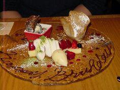 Desserts @ Sakagura
