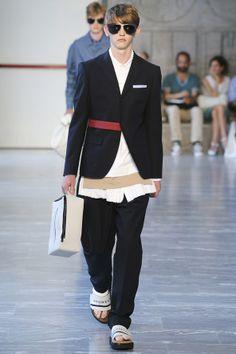 Andrea Pompilio • Spring/Summer 2015 Menswear • Milan