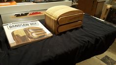 """How To Make The """"MILAN"""" Band Saw Box//Inspired By Make Something"""