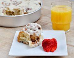 Beki Cook's Cake Blog: Homemade Cinnamon Rolls {Recipe}
