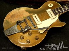 Factory Bigsby Original 50's gold top