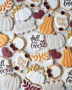 Fall Decorated Cookies, Fall Cookies, Iced Cookies, Royal Icing Cookies, Sugar Cookies, Crazy Cookies, Cut Out Cookies, Cute Cookies, Cute Christmas Cookies