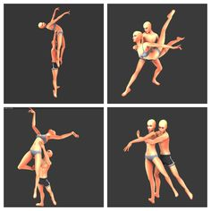 Sims 4 Cc Packs, Sims 4 Mm Cc, Sims 4 Couple Poses, Couple Posing, Ballet Poses, Dance Poses, The Sims, Sims 4 Stories, Sims Building