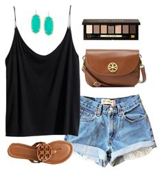 A fashion look from June 2014 featuring viscose shirts, high waisted short shorts and shiny shoes. Browse and shop related looks. Sporty Summer Outfits, Cute Comfy Outfits, Classy Outfits, Chic Outfits, Spring Outfits, Fashion Outfits, Womens Fashion, Fashion Ideas, Sporty Style