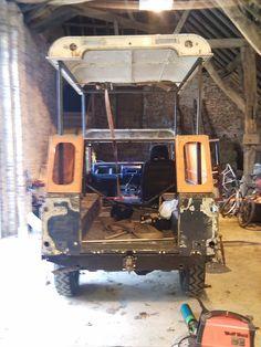 DIY Land Rover Defender 110 Pop-top Camper   FunRover - Land Rover blog & magazine