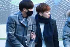 150131 KAI & XIUMIN at Nature Republic Fansign © 민석아, 누나야