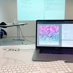#algorithmicdesign 🤩 . #creativecoding #zhdksummerschool #weiterbildung #solididentities #brandingagency #branddesign #brandpattern #digitalbranding #pythonprogramming #thingswelove #inlovewithwhatwedo