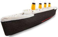 Titanic Schwimmkerze