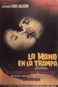 La mano en la trampa - 1961