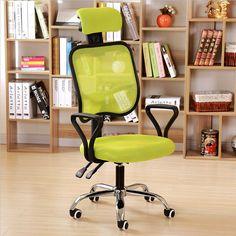 Ergonomic Executive Office Chair Swivel Computer Chair Lifting Adjustable Mesh Cloth bureaustoel ergonomisch sedie ufficio