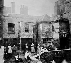 Hight Street Kensington 1865