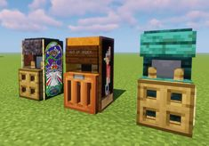 Minecraft Room, Minecraft Shops, Cute Minecraft Houses, Minecraft Banner Designs, Minecraft House Tutorials, Minecraft Houses Survival, Minecraft Plans, Minecraft City, Amazing Minecraft