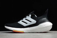 New Adidas Ultra Boost, Yellow Online, New Shoes, Adidas Sneakers, Pairs, Ultraboost, Black And White, Unisex, Heels