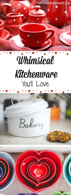 I just love this whimsical kitchenware, so pretty! Kitchenware   Kitchenware Ideas   Kitchenware Tips   Cute Kitchenware   Unique Kitchenware   Kitchenware Styles