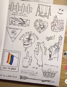 Arte One Direction, One Direction Tattoos, One Direction Drawings, Dream Tattoos, Future Tattoos, New Tattoos, Tatoos, Art Journal Inspiration, Tattoo Inspiration