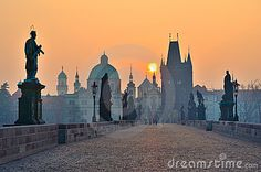 Download Sunrise Over Prague, Look From Charles Bridge Royalty Free Stock Image for free or as low as 0.63 zł. New users enjoy 60% OFF. 21,795,239 high-resolution stock photos and vector illustrations. Image: 19120486