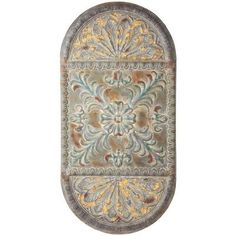 Filament Design Sundry 44.5 in. x 22 in. Salvaged Decorative Ceiling Tile-105756 - The Home Depot