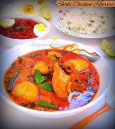 ZaiqedaarPakwaan: Shahi Chicken Khorma