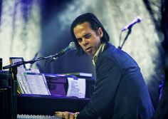 Nick Cave and The Bad Seeds | by Scott Spychalski