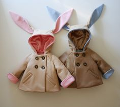 Little Goodall makes the most fantastic coats ♥