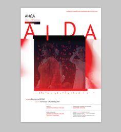 AIDA by Anna Shuvalova, via Behance