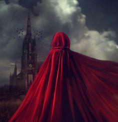 """Red's Return"" ~ Phatpuppy Art ~ Unbelievably gorgeous! Wow!! <3"
